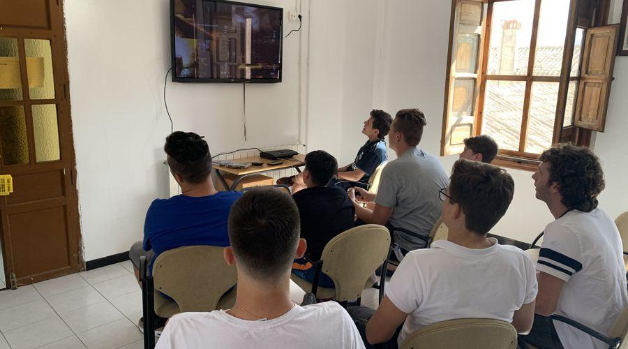 Sala videojuegos
